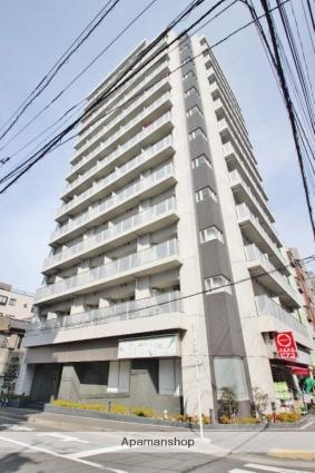 東京都江東区、清澄白河駅徒歩2分の築10年 13階建の賃貸マンション