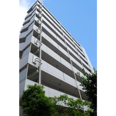 東京都江東区、潮見駅徒歩7分の築11年 9階建の賃貸マンション