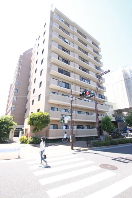 東京都江東区、木場駅徒歩11分の築20年 10階建の賃貸マンション