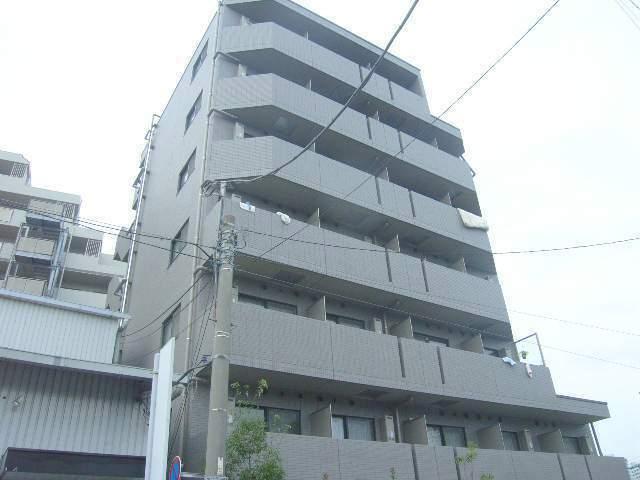 東京都江東区、門前仲町駅徒歩15分の築11年 7階建の賃貸マンション