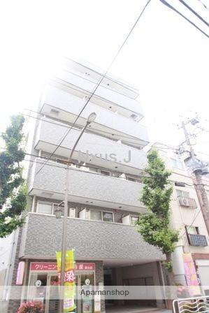東京都江東区、越中島駅徒歩14分の築10年 6階建の賃貸マンション