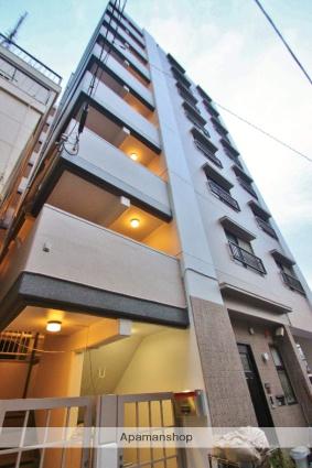 東京都江東区、門前仲町駅徒歩12分の築29年 8階建の賃貸マンション