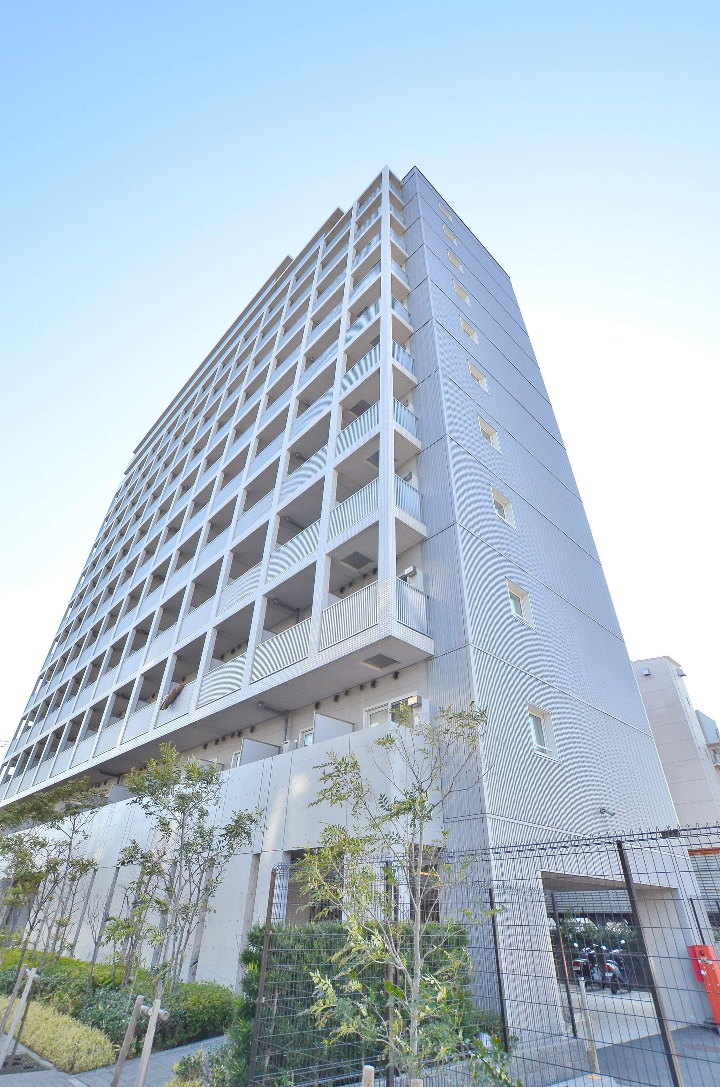 東京都江東区、潮見駅徒歩22分の築10年 13階建の賃貸マンション