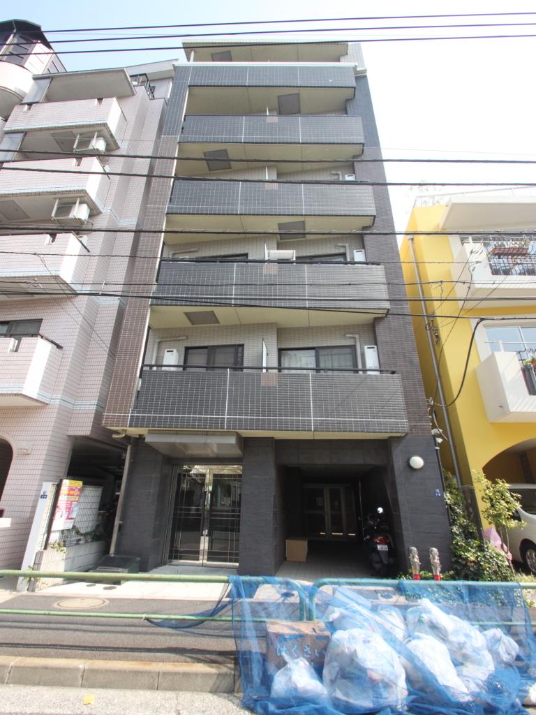 東京都江東区、越中島駅徒歩4分の築10年 11階建の賃貸マンション