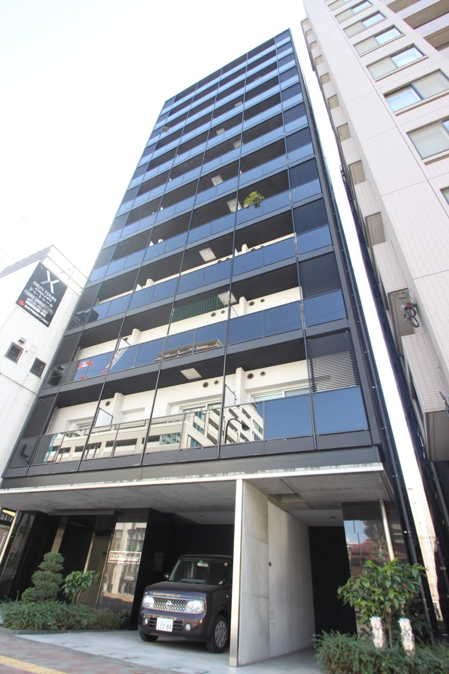 東京都中央区、越中島駅徒歩14分の築11年 12階建の賃貸マンション