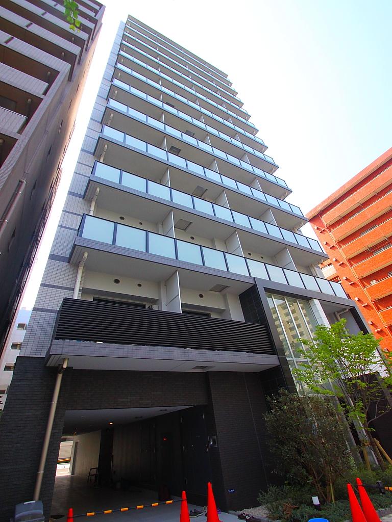 東京都江東区、門前仲町駅徒歩11分の築3年 13階建の賃貸マンション