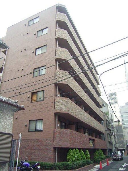 東京都中央区、八丁堀駅徒歩6分の築14年 12階建の賃貸マンション