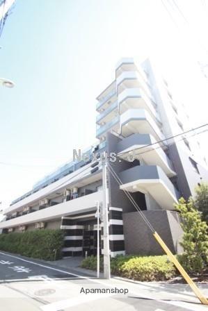 東京都江東区、門前仲町駅徒歩13分の築11年 8階建の賃貸マンション