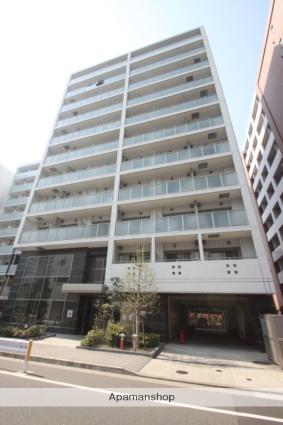 東京都江東区、豊洲駅徒歩9分の築10年 11階建の賃貸マンション
