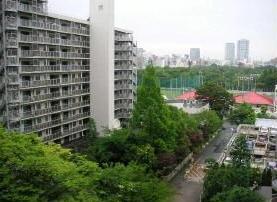 東京都江東区、錦糸町駅徒歩18分の築29年 15階建の賃貸マンション