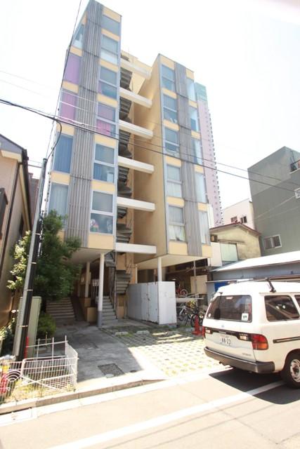 東京都江東区、越中島駅徒歩11分の築11年 8階建の賃貸マンション