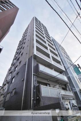 東京都新宿区、高田馬場駅徒歩3分の築13年 13階建の賃貸マンション