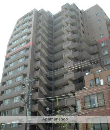 東京都文京区、本駒込駅徒歩1分の築17年 15階建の賃貸マンション