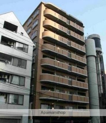 東京都文京区、飯田橋駅徒歩8分の築15年 9階建の賃貸マンション