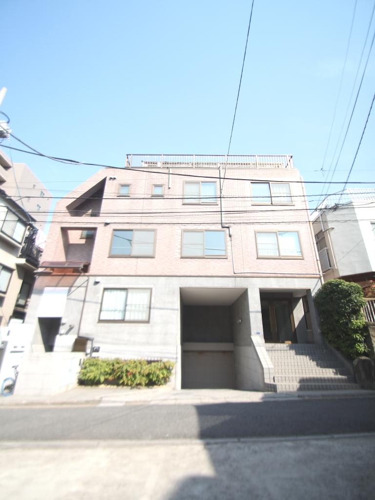 東京都新宿区、早稲田駅徒歩11分の築17年 3階建の賃貸マンション