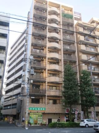 東京都新宿区、早稲田駅徒歩13分の築27年 11階建の賃貸マンション