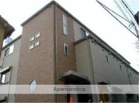 東京都新宿区、市ケ谷駅徒歩13分の築6年 3階建の賃貸アパート