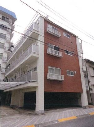 東京都文京区、上野広小路駅徒歩11分の築32年 4階建の賃貸マンション