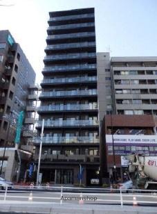 東京都新宿区、新大久保駅徒歩9分の築3年 13階建の賃貸マンション