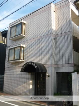 東京都新宿区、目白駅徒歩7分の築32年 4階建の賃貸マンション