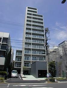 東京都新宿区、神楽坂駅徒歩7分の築14年 14階建の賃貸マンション