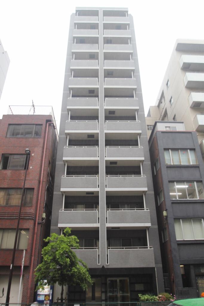 東京都千代田区、御茶ノ水駅徒歩9分の築15年 12階建の賃貸マンション