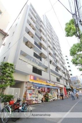 東京都文京区、本駒込駅徒歩7分の築19年 12階建の賃貸マンション