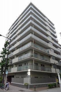 東京都文京区、駒込駅徒歩5分の築38年 10階建の賃貸マンション