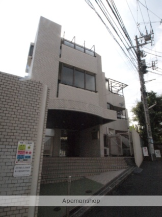 東京都新宿区、早稲田駅徒歩2分の築32年 4階建の賃貸マンション