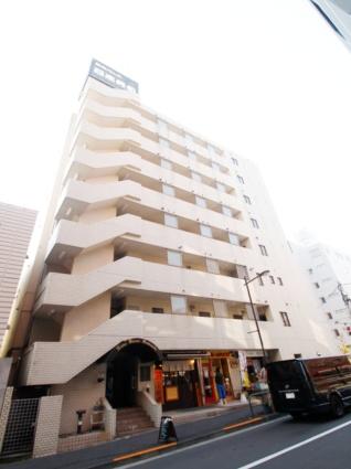 東京都千代田区、市ケ谷駅徒歩7分の築33年 8階建の賃貸マンション