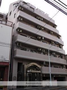 東京都文京区、新大塚駅徒歩4分の築28年 7階建の賃貸マンション