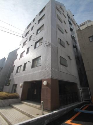 東京都文京区、上野広小路駅徒歩7分の築27年 9階建の賃貸マンション