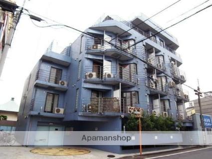 東京都新宿区、早稲田駅徒歩5分の築26年 7階建の賃貸マンション