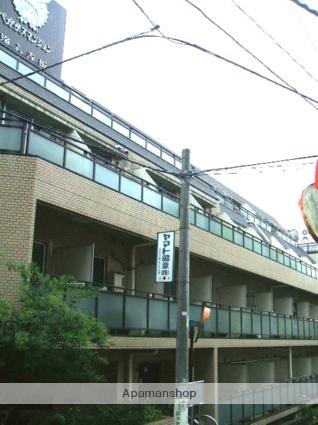 東京都文京区、本駒込駅徒歩7分の築32年 4階建の賃貸マンション