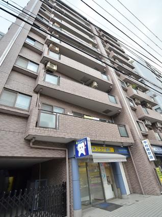 東京都文京区、千駄木駅徒歩4分の築21年 13階建の賃貸マンション