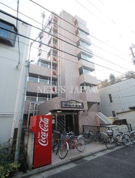 東京都新宿区、高田馬場駅徒歩14分の築23年 10階建の賃貸マンション