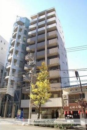 東京都新宿区、早稲田駅徒歩12分の築13年 11階建の賃貸マンション