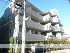 東京都新宿区、四谷三丁目駅徒歩9分の築16年 4階建の賃貸マンション