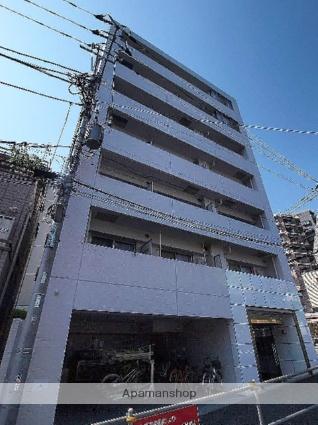 東京都文京区、後楽園駅徒歩8分の築16年 7階建の賃貸マンション