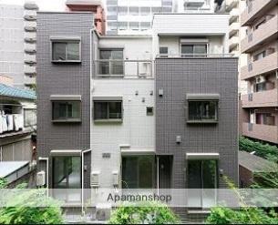 東京都文京区、茗荷谷駅徒歩14分の築4年 3階建の賃貸アパート