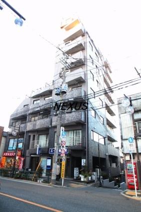 東京都新宿区、早稲田駅徒歩8分の築25年 11階建の賃貸マンション