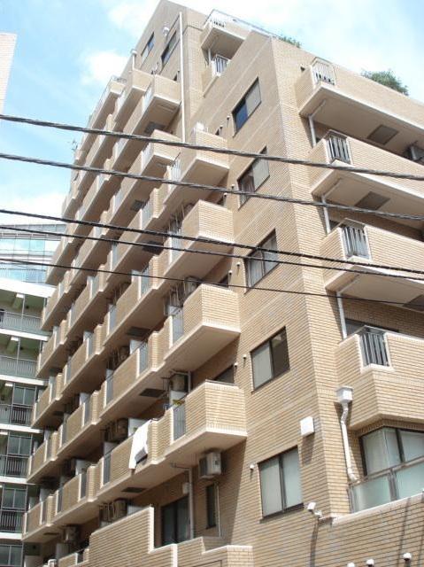 東京都千代田区、九段下駅徒歩7分の築32年 10階建の賃貸マンション