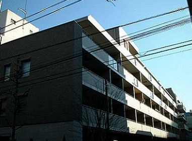 東京都新宿区、新宿駅徒歩13分の築17年 6階建の賃貸マンション