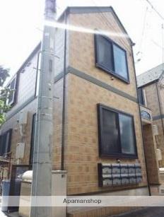 東京都新宿区、落合駅徒歩8分の築6年 2階建の賃貸アパート