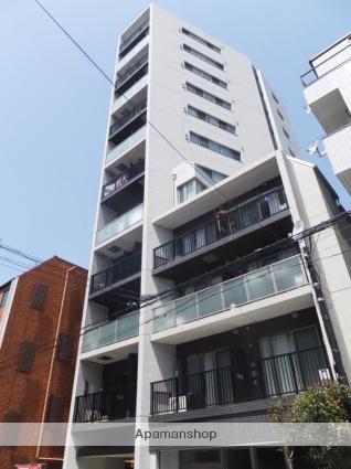 東京都新宿区、若松河田駅徒歩12分の築5年 12階建の賃貸マンション