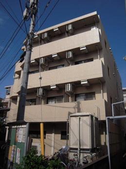 東京都新宿区、神楽坂駅徒歩6分の築23年 4階建の賃貸マンション