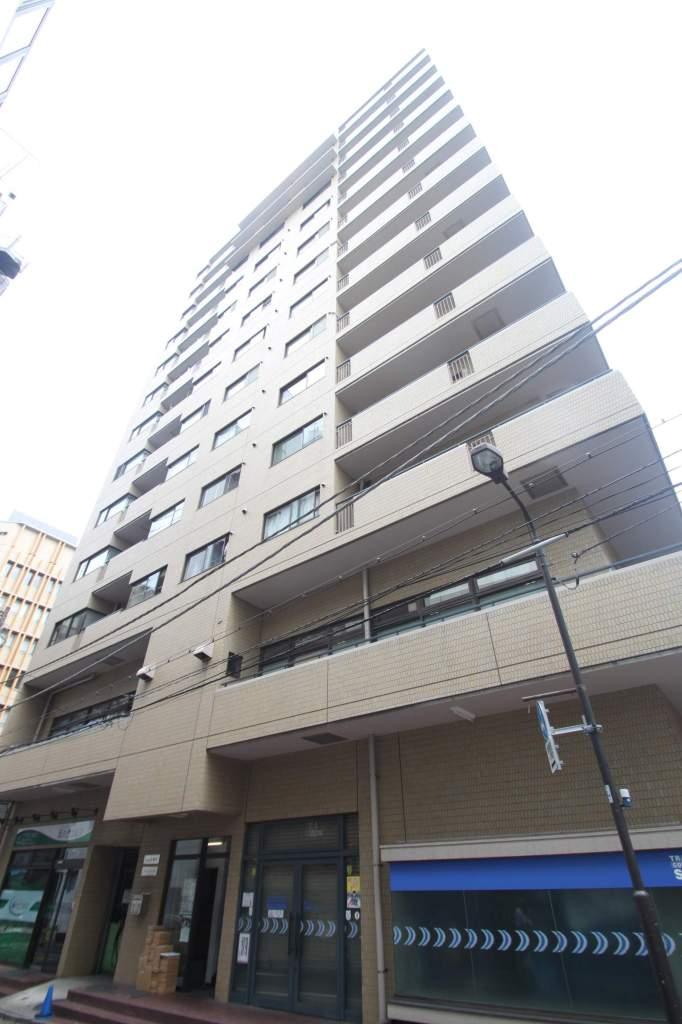 東京都千代田区、九段下駅徒歩12分の築34年 14階建の賃貸マンション