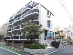 東京都文京区、後楽園駅徒歩7分の築27年 4階建の賃貸マンション