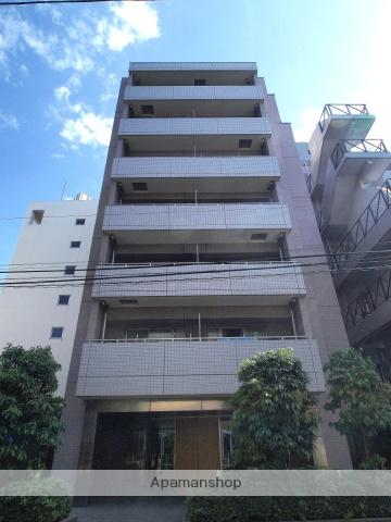 東京都新宿区、飯田橋駅徒歩15分の築13年 8階建の賃貸マンション