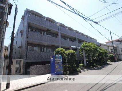 東京都新宿区、落合駅徒歩8分の築16年 4階建の賃貸マンション